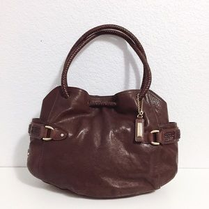 "Cole Haan Village-Denney"" Brown Bag NWOT"